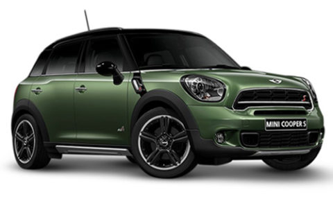 Mini Country Man JCW